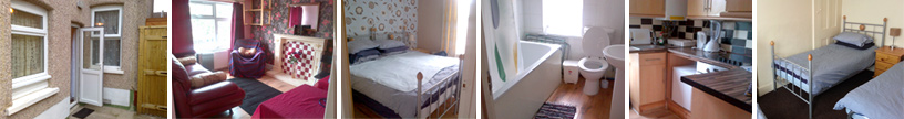Rooms in houseshare and flats for rent in London
